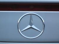 Actual Mercedes Grill