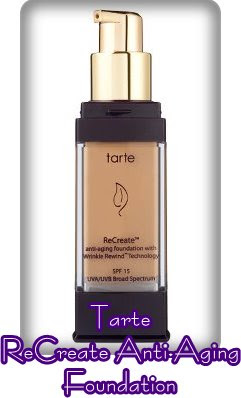 tarte+foundation