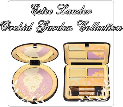 Estee+Lauder++Orchid+Garden+Collection