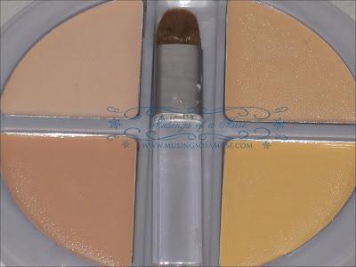Marcelle+Concealer+Palette+7