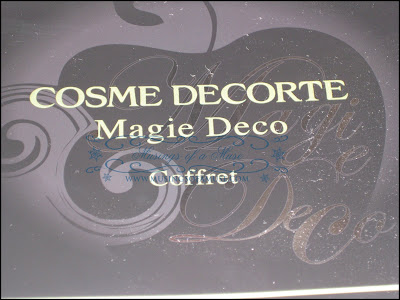 Cosme+Decorte+Magie+Deco+Coffret+32