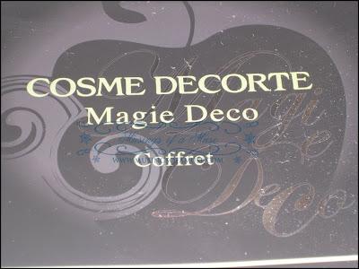 Cosme+Decorte+Magie+Deco+Coffret+32
