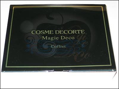 Cosme+Decorte+Magie+Deco+Coffret+31