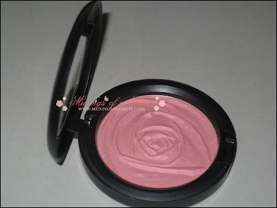 MAC+A+Rose+Romance+MAC+SugarSweet+6