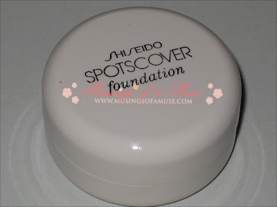 Shiseido+SpotCover+Foundation+11