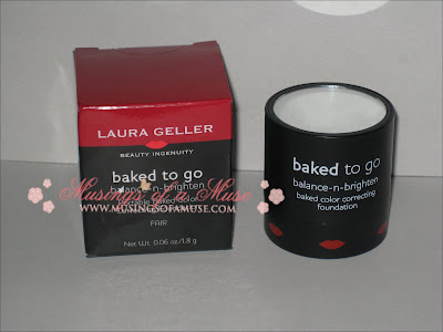 Laura+Geller+Baked+To+Go+Balance+N+Brighten+Foundation+9