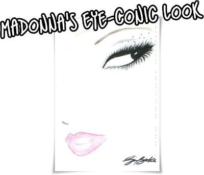 Madonna+Eye Conic+Look+From+Shu+Uemura