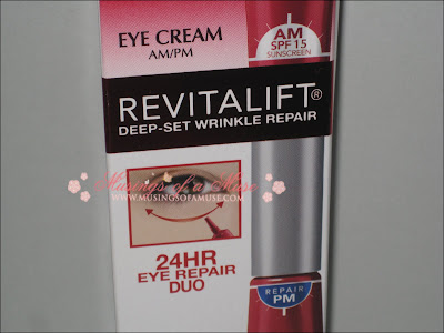 L%27Oreal+Revitalift+Deep Set+Wrinkle+Repair+Eye+Cream+2