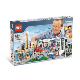 Lego Buildings Lego City Town Plan