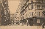 Rue André Del Sarte (angle de la rue Feutrier)