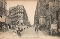 Carrefour Clignancourt à la rue Ramey