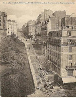 La rue Sainte Marie est devenue la rue Paul Albert en 1907