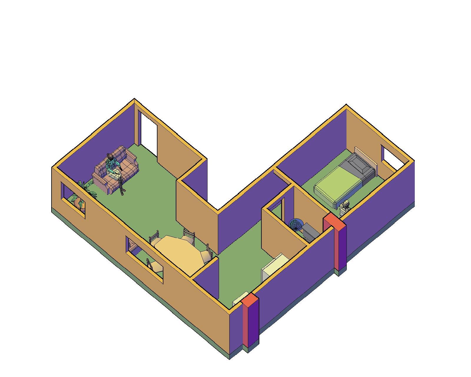 Dibujo asistido por computador aparta estudio for Diseno apartaestudio
