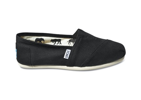 Trend: TOMS shoes