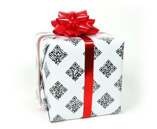 papel envoltura de regalos