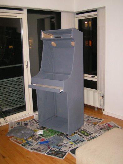 gabinetes juegos de video