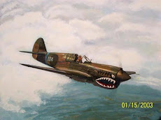 "P-40E ""Flying Tiger"""