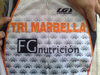 Maillot TRI MARBELLA