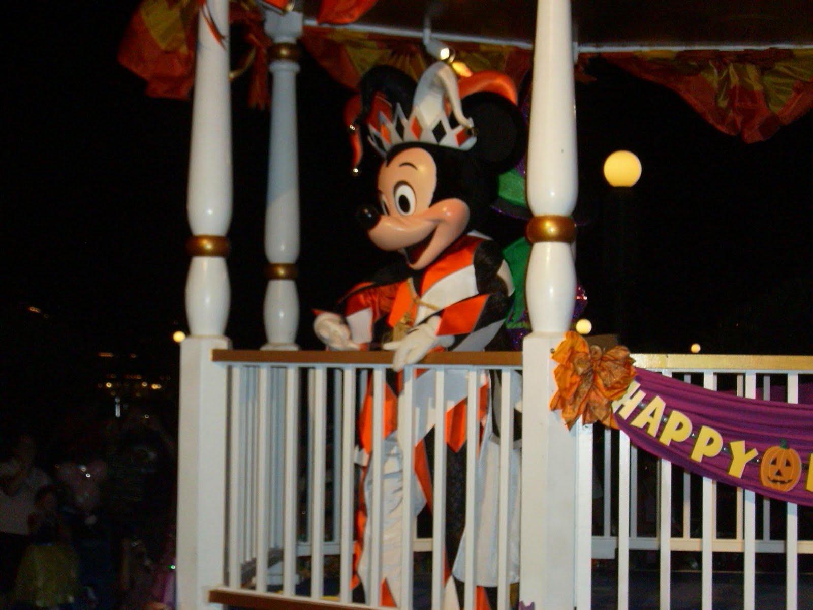 williams family mickey u0027s not so scary halloween party