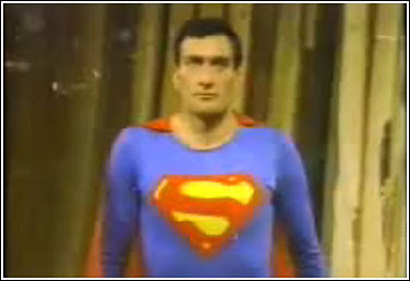 Tayfun Demir as Turkish Superman in Supermen Donuyor