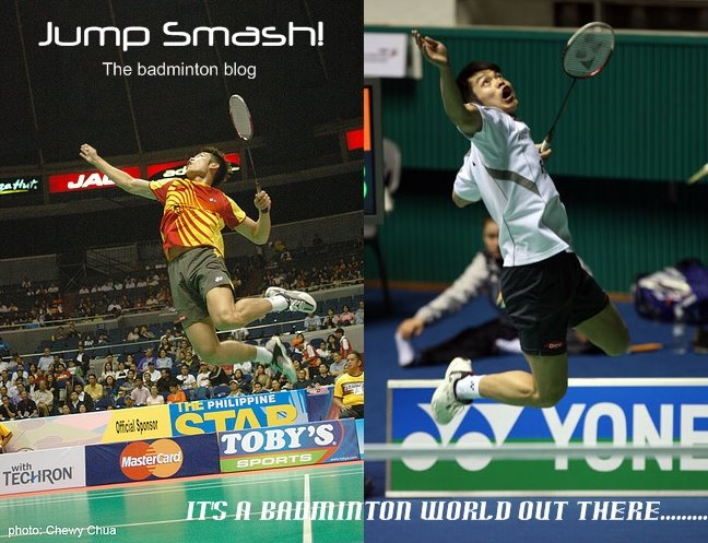 Jump Smash! The Badminton Blog