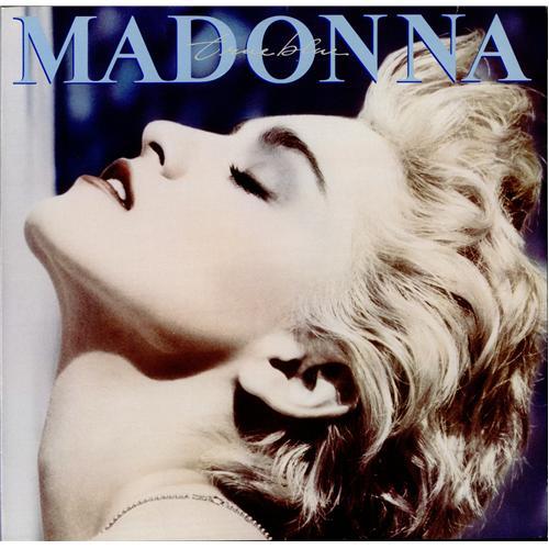 lyric madonna true blue
