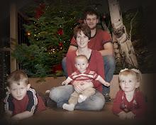 Ryan, Sara, Axton,Gracee & Lukas