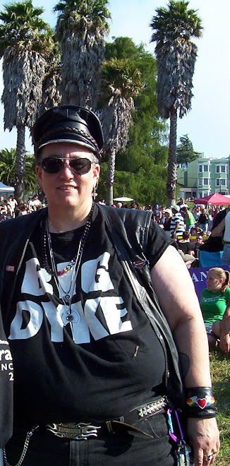 Big Dyke from SF Dyke March