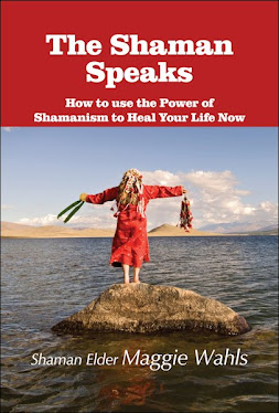 The Shaman Speaks