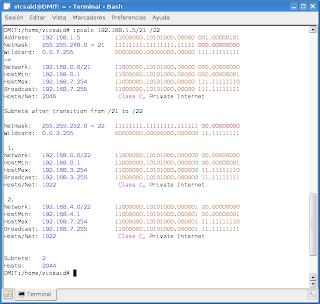 Gpl flophyx calculadora de redes for Calculadora de redes
