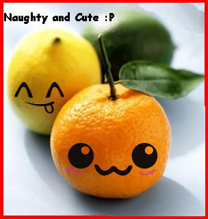'Naughty & Cute'