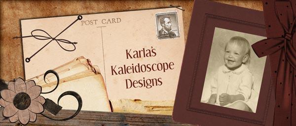 Karla's Digi Kaleidoscope