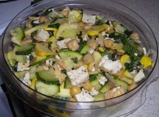 to Heidi Swanson's Lemon Chick Pea Stir Fry (can you tell I've also ...