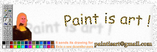 Paint is art