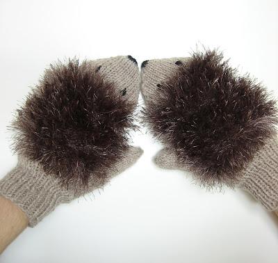 Spotted On Folksy- Cute Hedgehog knitting pattern! ~ Cherished