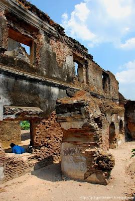 Taman Sari Ruins