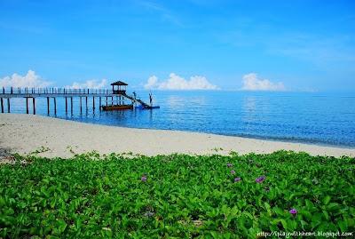 Pantai Kerachut Jetty