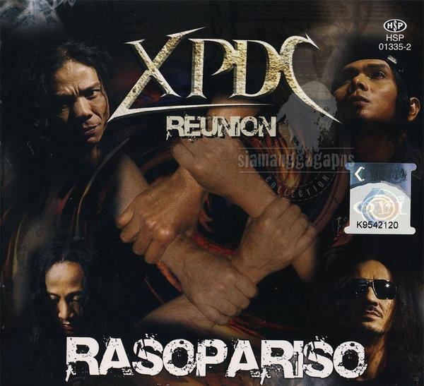 L4GU D4N KEN4NG4N: XPDC Rasopariso