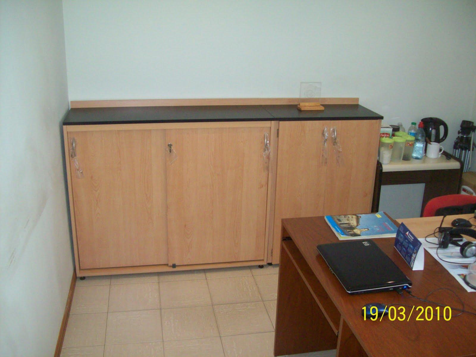 D m c amoblamientos amoblamiento de oficina contruido en for Amoblamiento oficina