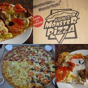 Jugno's Monster Pizza