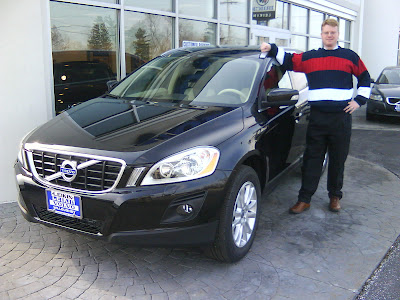 Wednesday morning, I had the privilege of driving the new 2010 Volvo XC60.