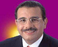 Danilo Medina arrancará en enero en la política