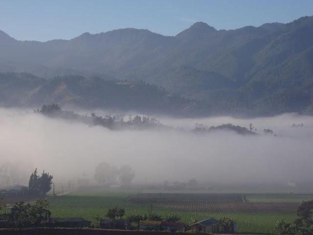 Onamet anuncia que el frío continuará; en Bohechío y todo el país mantiene alerta por lluvias