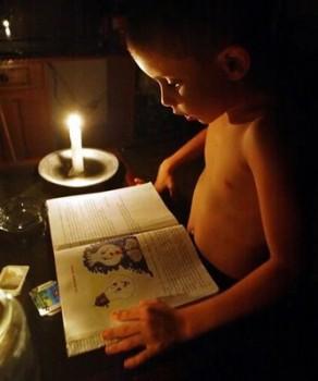 Se agrava servicio energía eléctrica