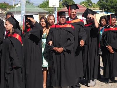 CURO-UASD inviste hoy 131 nuevos profesionales