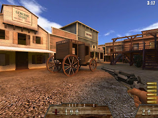 Free western FPS - Smokin' Guns