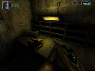 Horror game - Euthanasia
