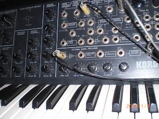 KORG MS-20 Samples