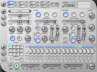 Sonic Charge µTonic VST Plug-in