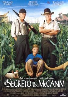El secreto de los McCann Poster